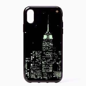 iPhone XS Max Kate Spade Glow in the Dark Case